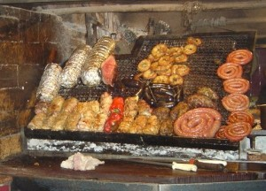 Food In Flagstaff influenced by the Asado of Uruguay