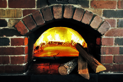 Brick Oven At Pizza Furiosa Flagstaff